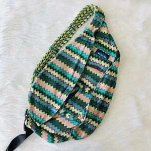 Kavu Chevron Kavu Rope Bag Backpack